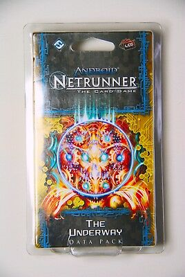 Android: Netrunner Card Game The Underway Data Pack SanSan Cycle NEW