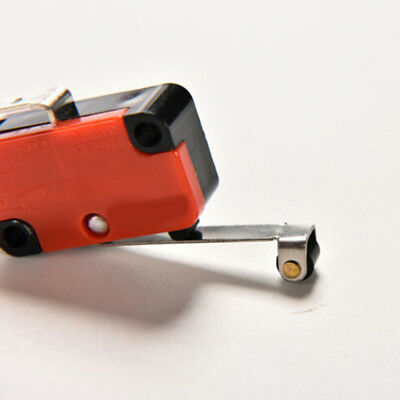 Nuevo 1 Pcs Micro Switch Spdt Hinge Roller Lever 15A V-156-1C25  GX