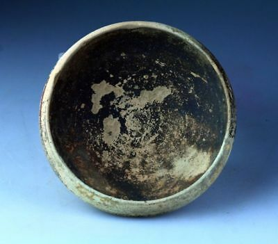 *SC*A FINE GREEK APULIAN POTTERY BOWL, 4th.-3rd. century BC!