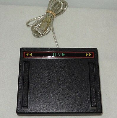 Career Step Medical Transcription USB Foot Pedal VP1-2007-023 N13808 vPedal   A2