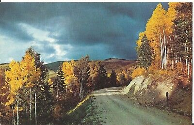 """Vintage Postcard- Aspen Time in the Southwest """"Giant Post Card"""" -5.5"""" x 8.5""""- #1"""