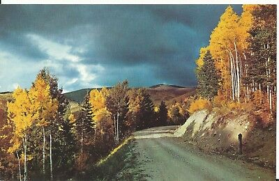 """Vintage Postcard- Aspen Time in the Southwest """"Giant Post Card"""" - 5.5"""" x 8.5"""" #2"""