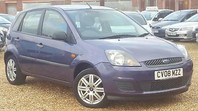 2008 Ford Fiesta 1.4TDCi Style Climate - 59k miles 1.4 TDCI - DIESEL - PX - SWAP
