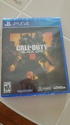 Call of Duty: Black Ops - Standard (Sony PlayStation 4, 2018)