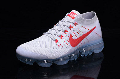 Nike Air Vapormax 2018 Men's (WhRe2)- Running Shoes Movement Fitness City Trail