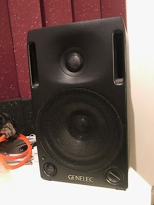 Genelec 1029a STUDIO MONITOR for professional studio recordings