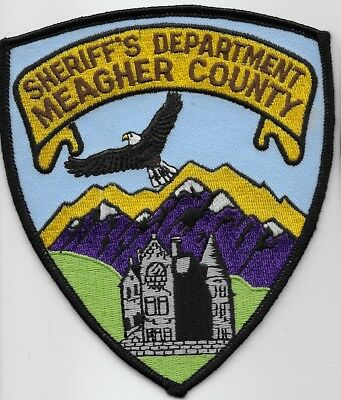 Meagher County Sheriff State Montana MT