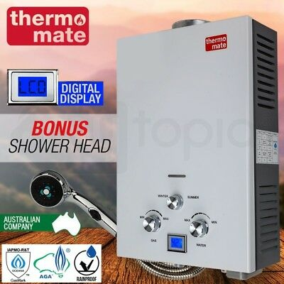 Portable Gas Hot Water Heater