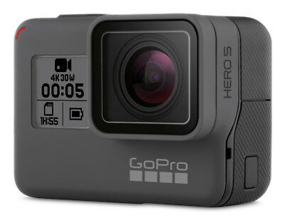 GoPro Go-pro Hero 5 Black Ultra HD 4k Actioncam with 32GB microSD card