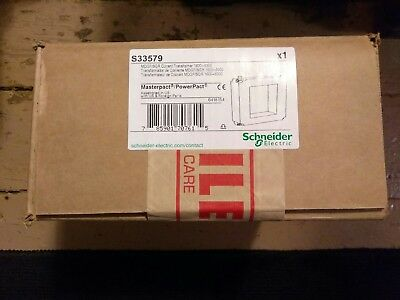 S33579 MDGF/SGR Current Transformer NEW Factory Sealed