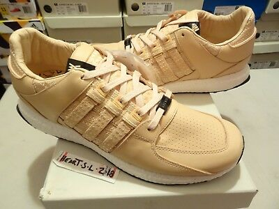 brand new 10b6c b7cb2 NEW CP9640 Adidas Consortium x Avenue Men EQT 9316 Support tan vegetable SZ  13