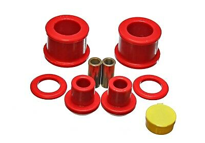 Energy Suspension 7.1118R Differential Carrier Bushing Set Fits 95-98 240SX
