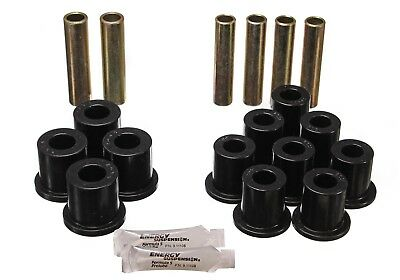 Energy Suspension 4.2114G Leaf Spring Bushing Set Fits Bronco F-150 F-250 F-350