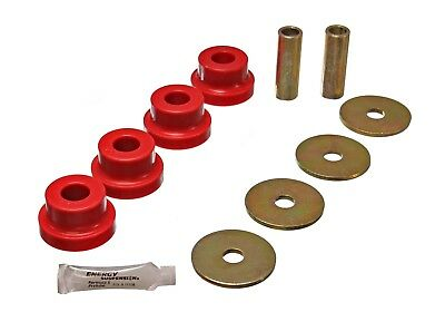 Energy Suspension 7.1102R Differential Carrier Bushing Set Fits 240Z 260Z 280Z