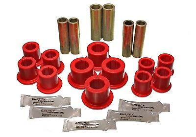 Energy Suspension 4.2150R Leaf Spring Bushing Set Fits 97-03 F-150 F-250