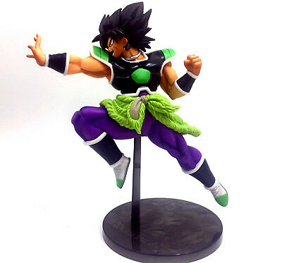 """8"""" Dragon Ball Super The Movie I Ultimate Soldiers Broly Action Figure Collect"""