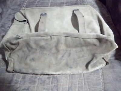 Lot Of 2 Vintage Military Bags