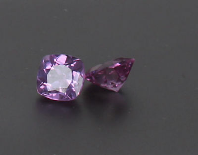 4.00 Ct Certified Natural Color Change In Sunlight Alexandrite Pair Loose Gems