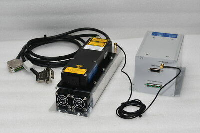 CryLas 1HP355-50 Diode pumped Laser Head& 2CONBOO Controller, Free shipping