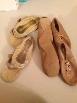 jazz shoes And Ballet Shoes