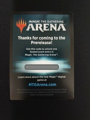 Magic the Gathering  ARENA sealed deck code . Email Code Only. MTG
