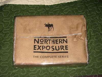 Northern Exposure: The Complete Series Giftset US R1 with bag good shape