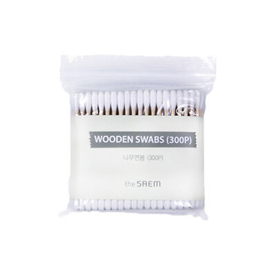 [THESAEM] Wooden Swabs - 1pack (300pcs)