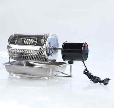 Coffee Roaster Machine Home Kitchen Tool Electric Stainless Steel#304 Machine ts