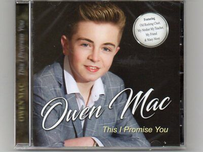 Owen Mac - This I Promise You  - Cd