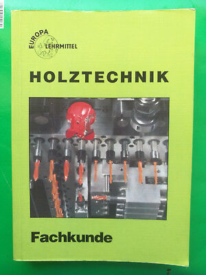 Holztechnik  by Wolfgang Nutsch and Others