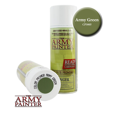 Army Painter - Colour Primer - Army Green