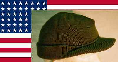 Casquette US BEANIE JEEP CAP Modèle 1941 large DODGE WILLYS AIRSOFT MILITARIA