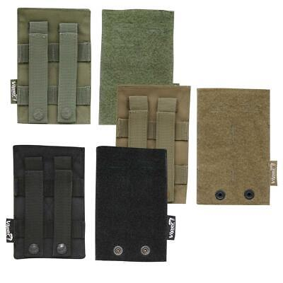 Viper Modular Adjustable Molle Admin ID Patch Flash Panel Airsoft Army