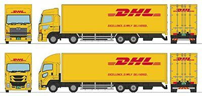 Tomytec 287872 The Truck Collection DHL Large Truck Set 1/150 N scale F/S Japan