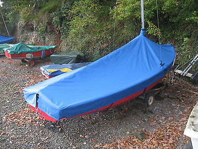Wayfarer Dinghy Overboom Boat Cover - Premium Quality *Free Next Day Delivery*