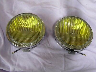 Rare Genuine Ford Fog Lamps Fit Xt Xw Xy Gt Gs Spotlights Driving Lights Gtho Zd