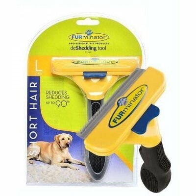 Furminator DeShedding Tool Large Dog / Short Hair  - Brand New