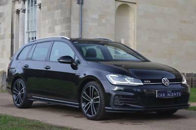 VW Golf GTD TDI DSG