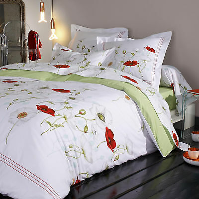 Parure de lit 260x240 Percale pur coton SEDUCTION