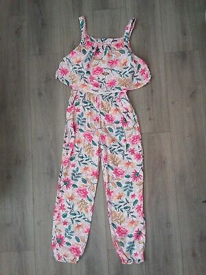 Girls mantaray jumpsuit , age 13 years