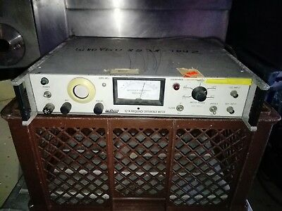 67) Tracor 527A Frequency Difference Meter
