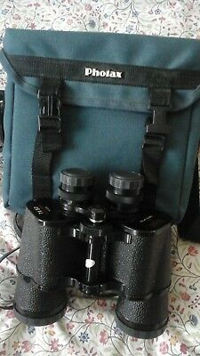 Binoculars 7x50 coated lenses