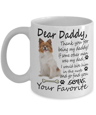 Papillon dog,Butterfly dog,Squirrel,Continental Toy Spaniel,Papillon,Coffee Mug