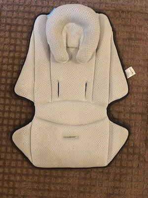 EUC Uppababy Infant SnugSeat Soft Perfect for Strollers, Car Seats