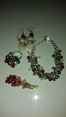 Holiday Costume Jewelry
