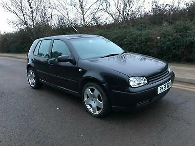 2001 Volkswagen Golf 1.9 TDI 5 Door ++ SPARES OR REPAIR ++ DIESEL ++