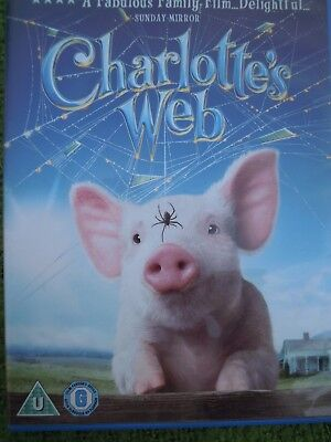 Charlotte's Web DVD. **From The Best Selling Children's Book.