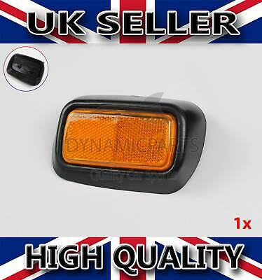 Ford Transit Mk6 Mk7 Lwb Jumbo Front Bumper Right End Fog Reflector 4088903