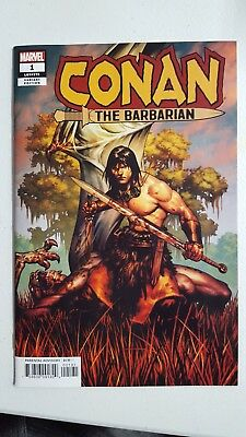 Conan The Barbarian #1 (Marvel Jesus Saiz Variant 2019)