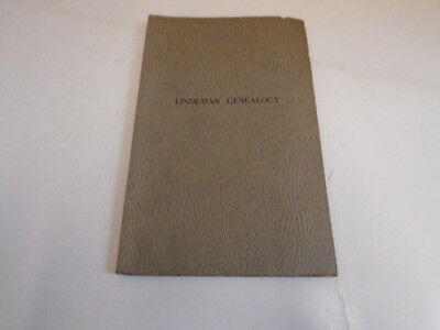 1949 Genealogy Londeman Family by Munsell